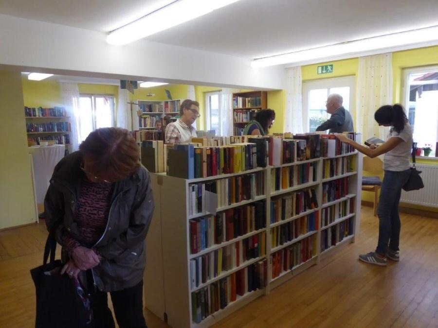 Büchercafe Hohenthann