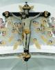Kruzifix über dem Chorbogen, um 1600