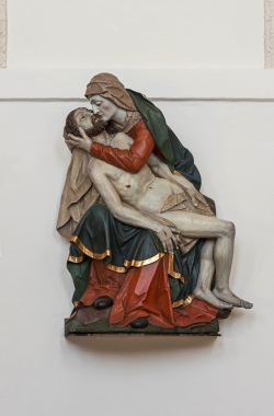 Pieta in Hohenpeißenberg