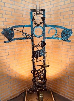 8. Installation (Kreuz)
