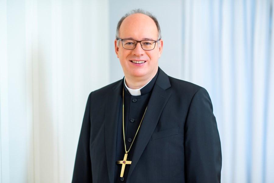 Weihbischof Graf zu Stolberg
