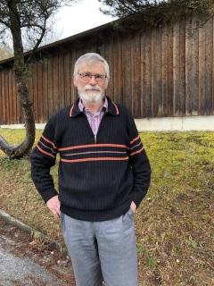 Portrait Diakon Andreas Klein, 2021