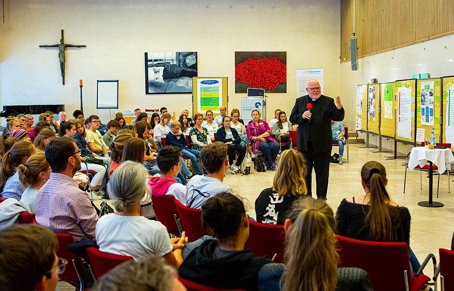 Kardinal Marx auf der Klimakonferenz 19
