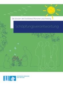 Broschüre Schöpfungsverantwortung an den Schulen