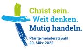 PGR Wahl Logo Motto