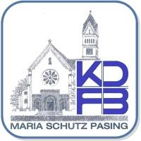 Logo Katholischer Deutscher Frauenbund (KDFB) Zweigverein Maria Schutz München Pasing
