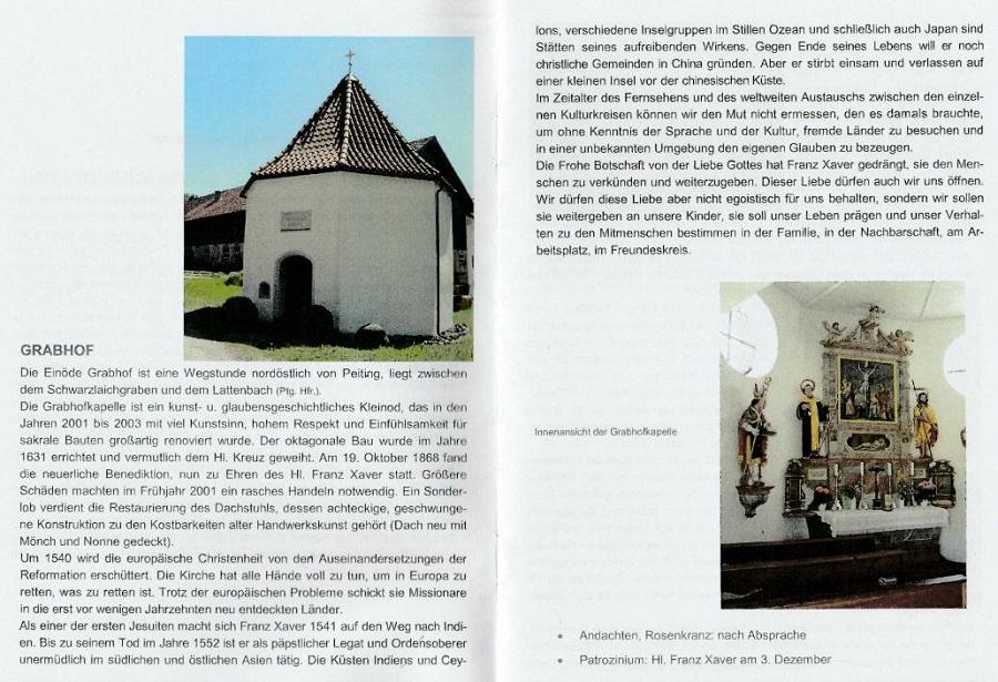 Grabhof Kapelle