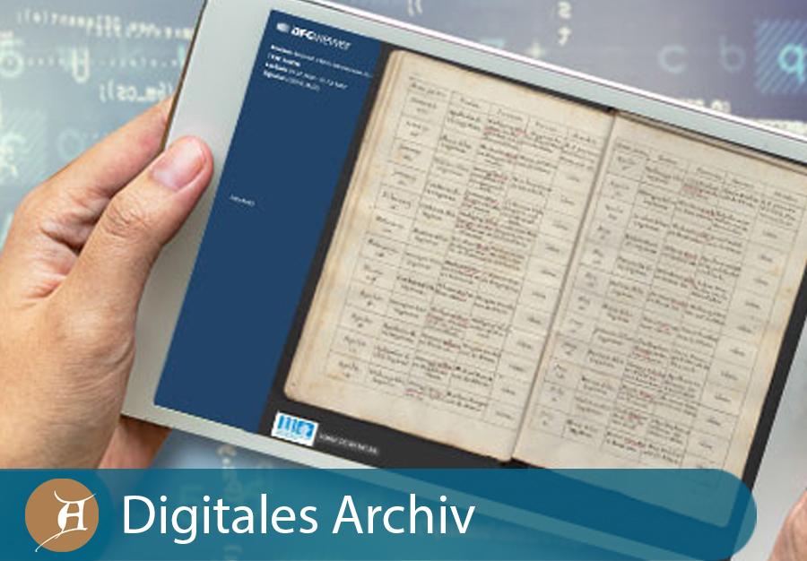 Kachel Digitales Archiv (klein)