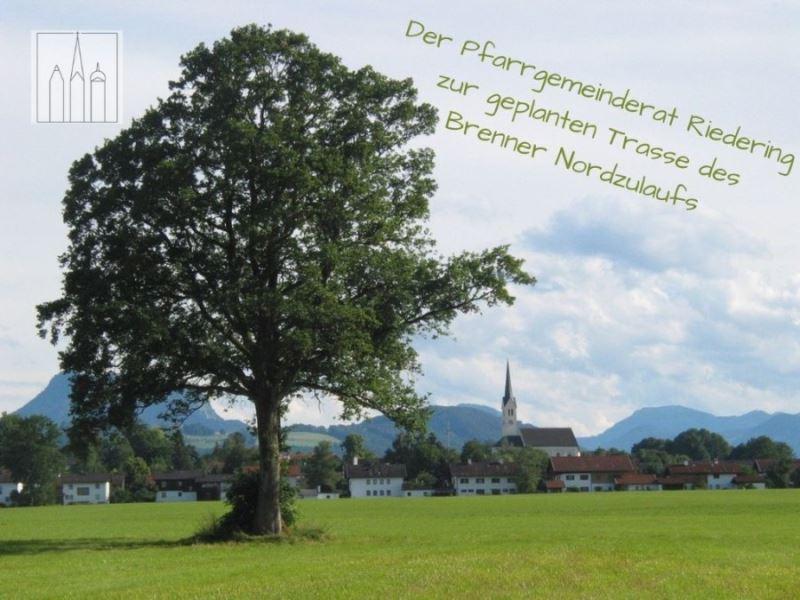 PV Riedering Brenner Nordzulauf