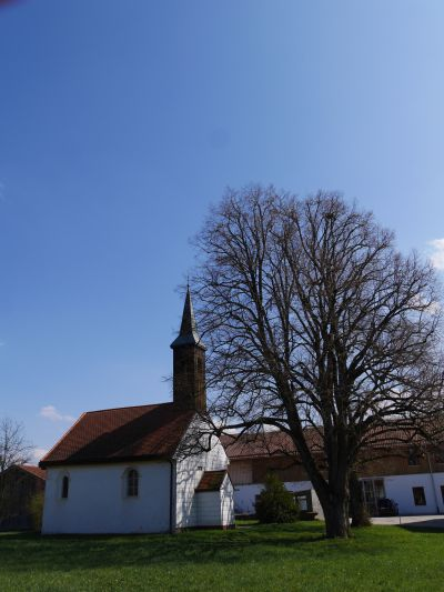 St. Georg Kirchstockach