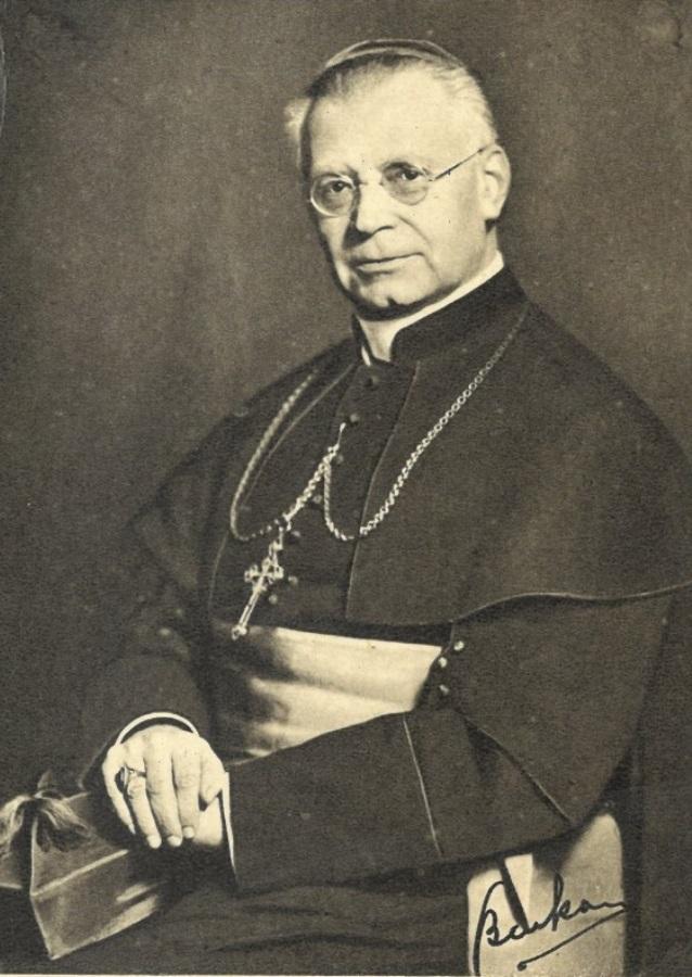 Porträt Postkarte Johannes Erik Müller (klein)