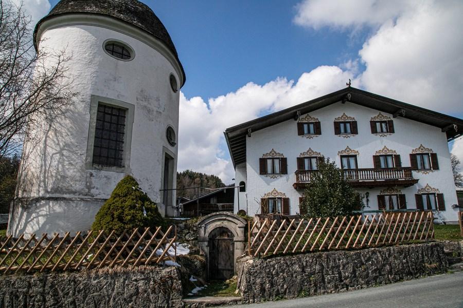 Erdstall in Reichersdorf, Gemeinde Irschenberg