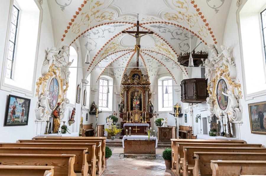 Kirche St. Wolfgang in Altenmarkt