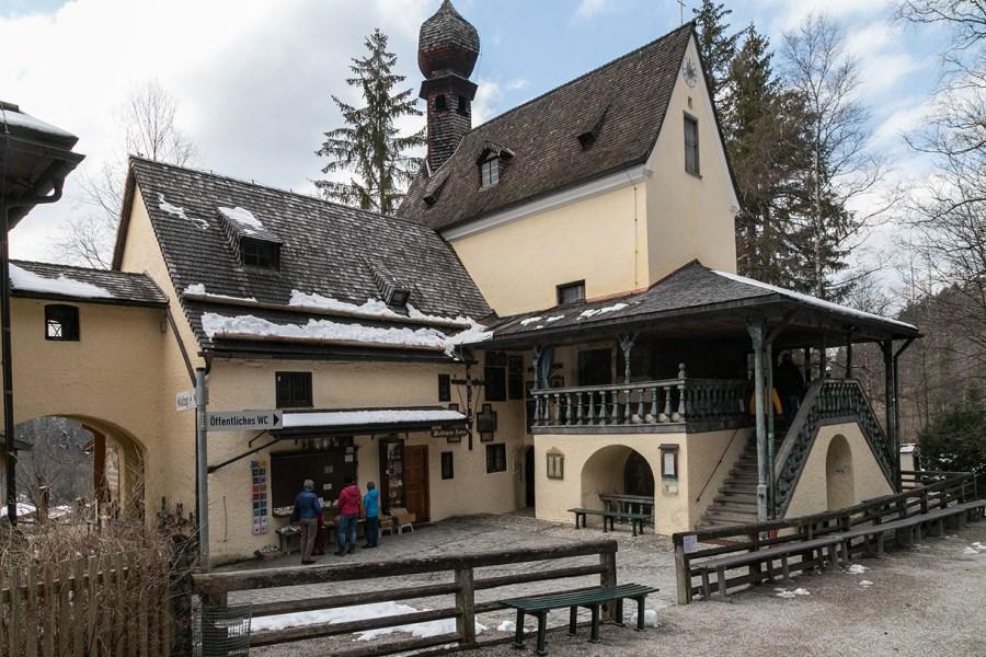 Wallfahrtskapelle Maria Himmelfahrt in Birkenstein