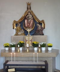 Marienaltar in St. Otto