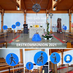 Erstkommunion-Vorbereitung