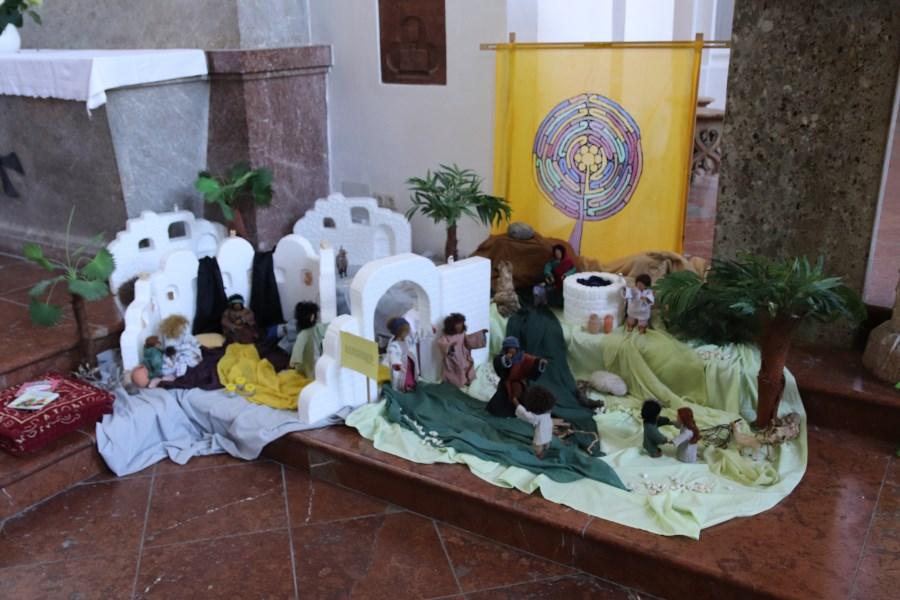 Pfingsten - biblische Figuren