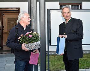 Geschenk von Pfarrer Andreas M. Zach