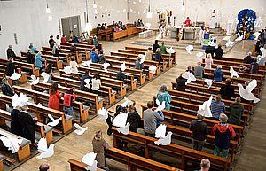 Gottesdienst am Pfingstsonntag 2