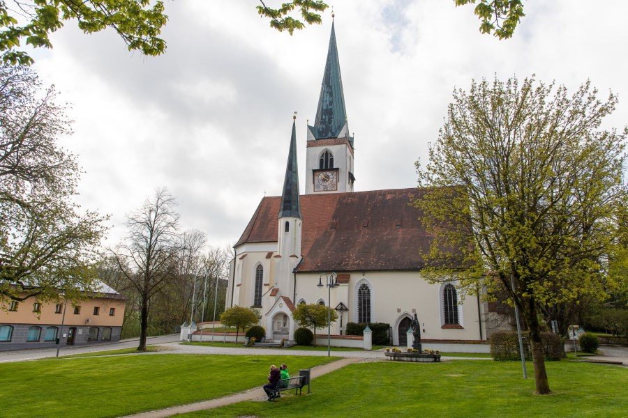Kirche St. Wolfgang in St. Wolfgang