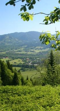 In den bayrischen Bergen