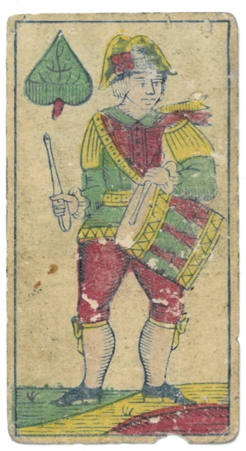 Gras-Ober, wohl 1. Hälfte des 19. Jahrhunderts