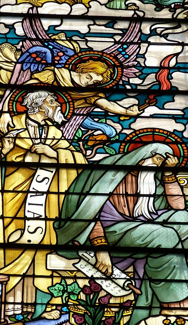 Die Propheten Jesaja und Jeremia