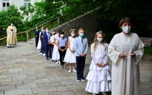 Erstkommunion St. Andras