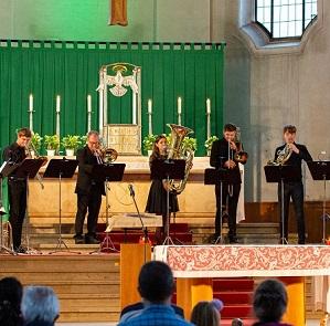 Orchester Staatsoper in St. Korbinian Sommer 2021