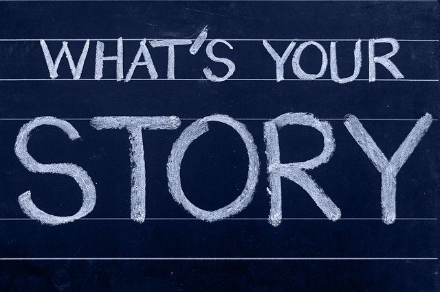 Tafel: What's your story?