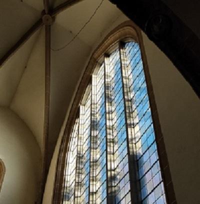 Südfenster St. Paul Ausschnitt