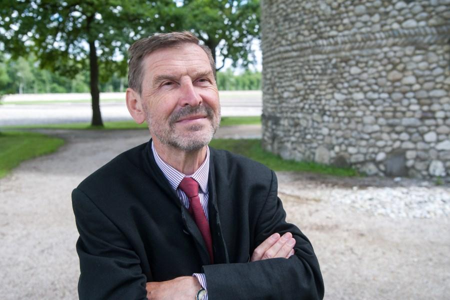Ludwig Schmidinger, Seelsorger an der KZ Gedenkstätte Dachau