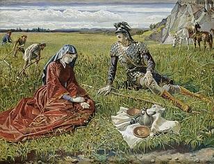 Ruth und Boas