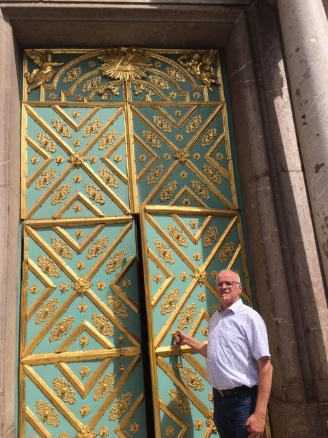 Rupert Faltlhauser Tür