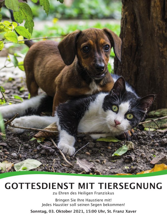Tiersegnung