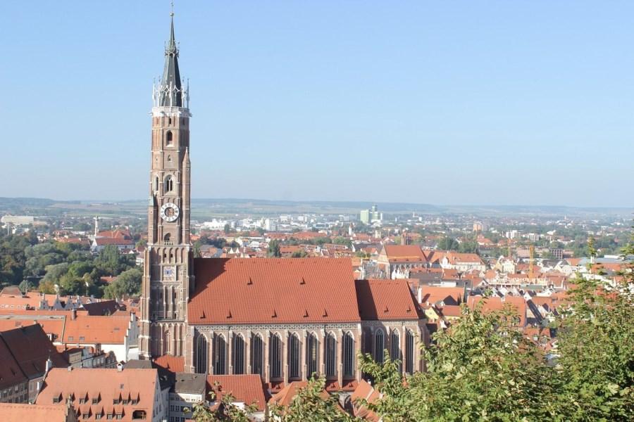 Dom in Landshut