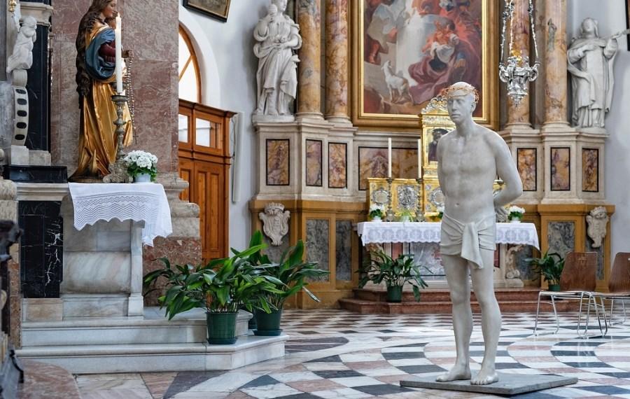 Ecco Homo im Innsbrucker Dom