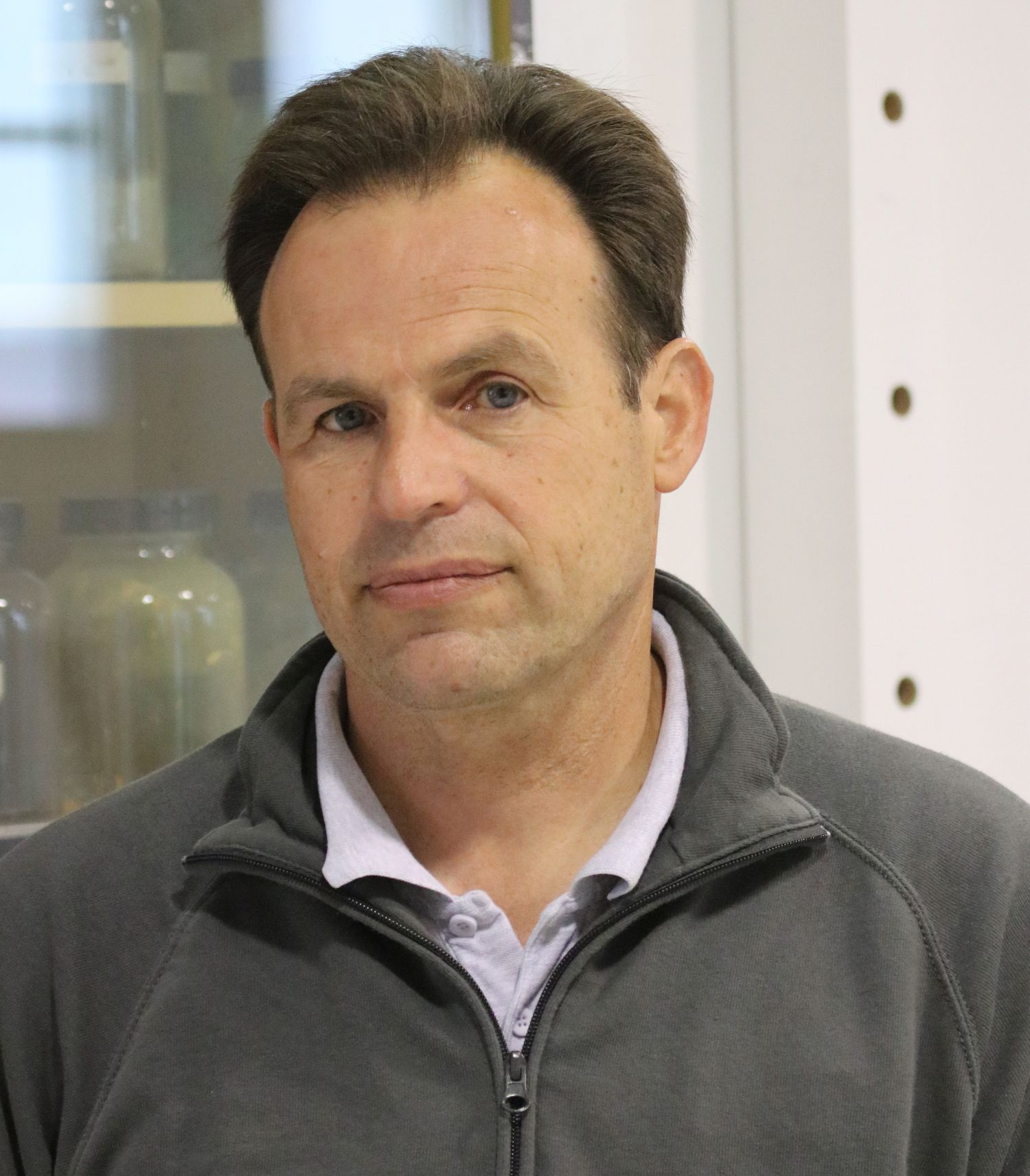 Kirchenmalermeister Bernd Flassak