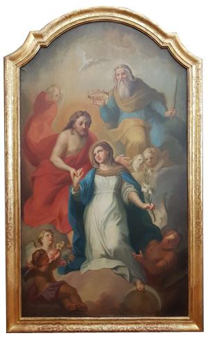Gemälde Mariä Himmelfahrt