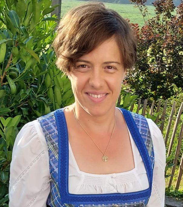 Pfarrhaushälterin Nicole Maier aus Dorfen