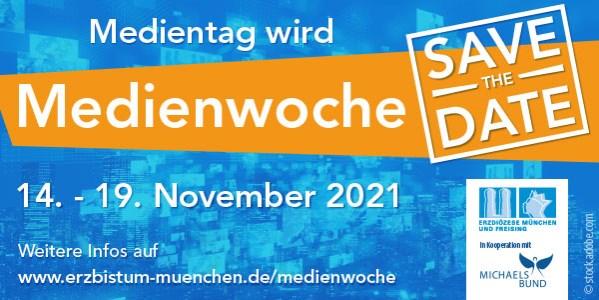 Medienwoche 2021 Newsletter