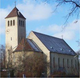 Konradkirche v. Osten