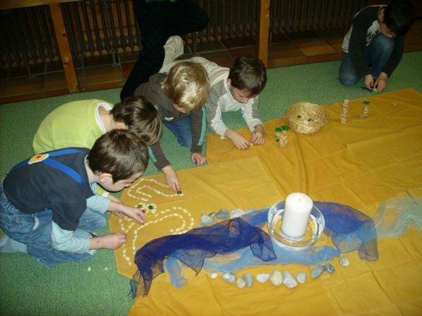 Kreativität im Kindergarten
