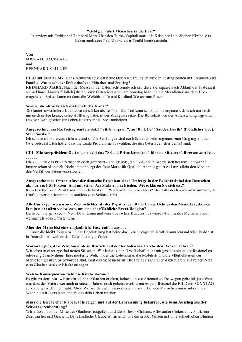 BamS_Marx_Interview